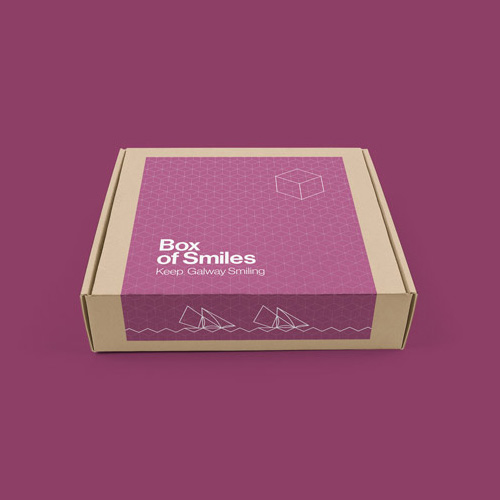 Galway Box of Smiles product image